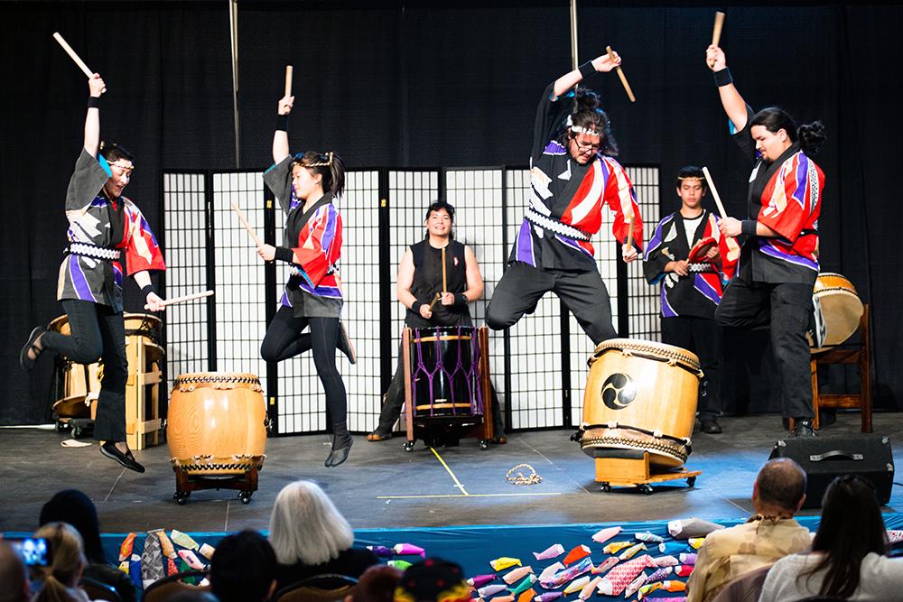 BK Taiko Group's dynamic performance